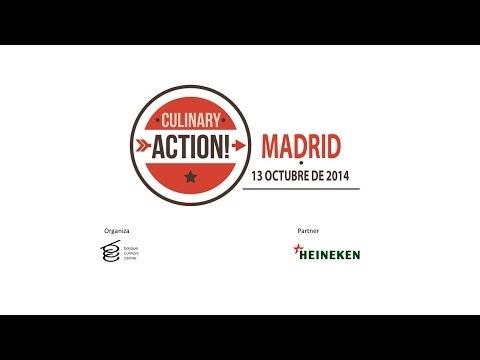 Ponencia Javier Bonet Culinary Action Madrid