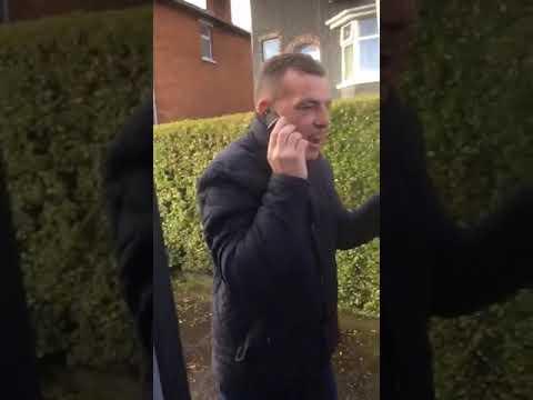 Frank Mitchell getting prank called