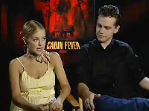 An  with Rider Strong and Jordan Ladd about Cabin Fever!