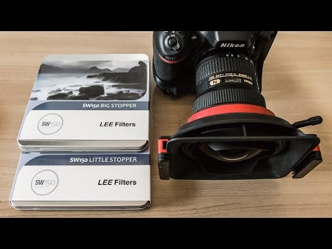 Lee SW150 Mk2 Filter holder - part 1