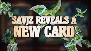 Savjz Card Reveal - JADE SHURIKEN!