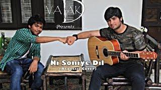 Ni Soniye Dil ( Unplugged Cover ) by Krishna & Devanjan
