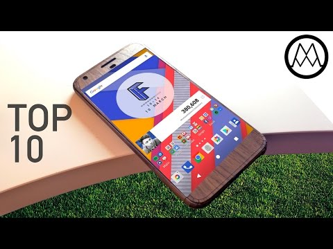 The Best Android Launcher Of 2017?