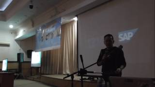 Bandung Developer Day #6: Andri Yadi, CEO DycodeEdu