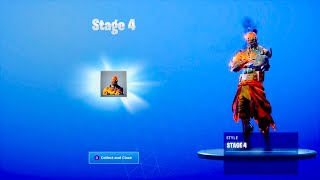 How To Get Stage 4 For Prisoner Skin (Fortnite BattleRoyale)