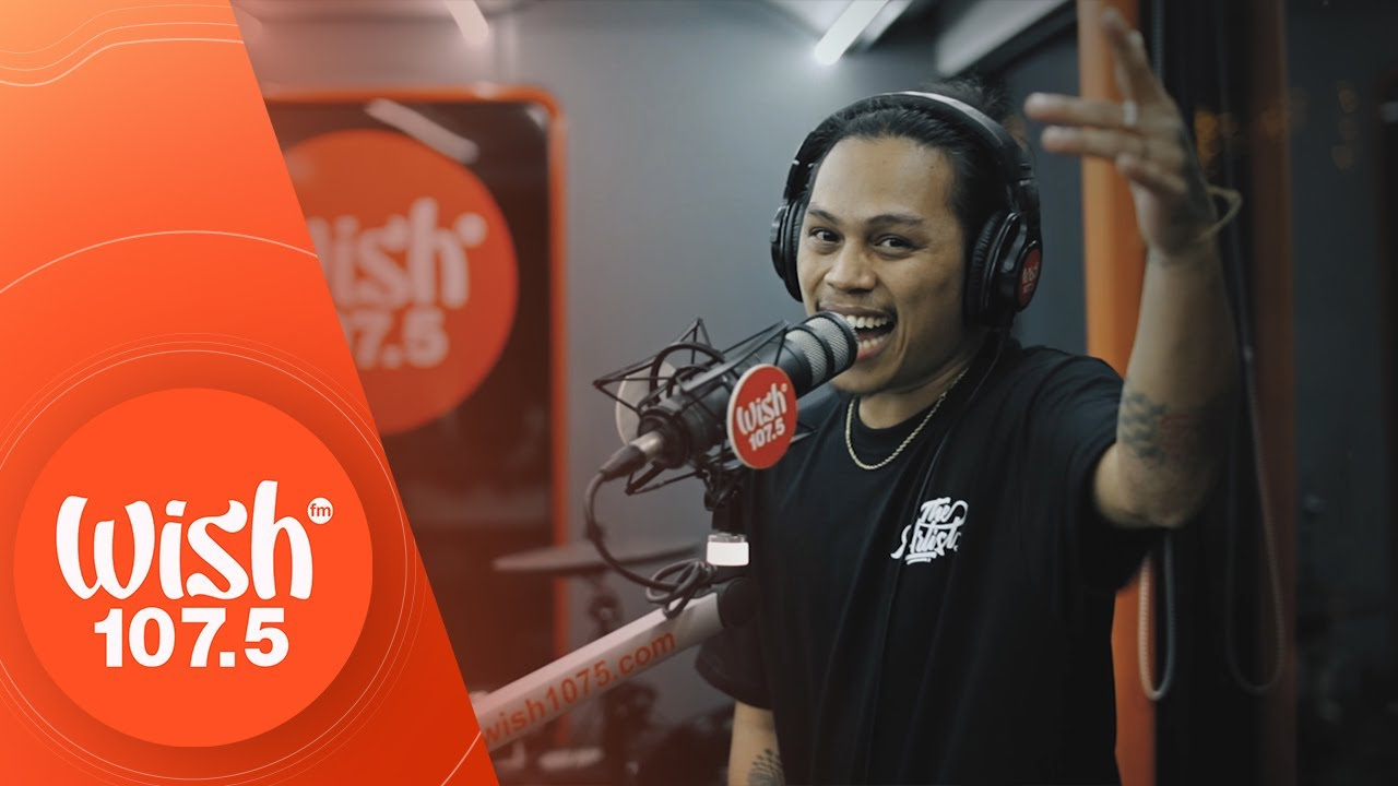 """Download CLR performs """"P's Song"""" LIVE on Wish 107.5 Bus"""