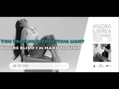 Andra - Lie To Me ( Lyric Video )