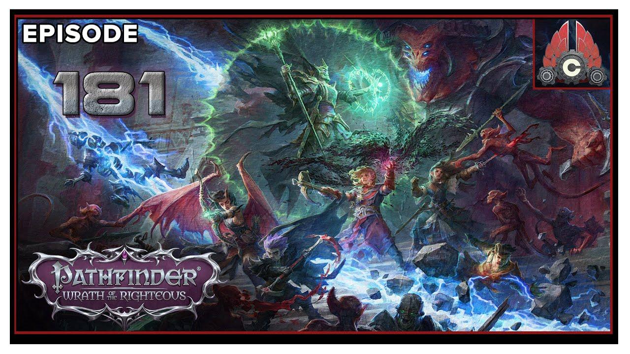 CohhCarnage Plays Pathfinder: Wrath Of The Righteous (Aasimar Deliverer/Hard) - Episode 181