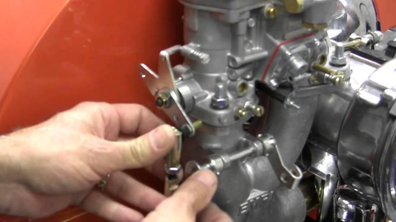 medium resolution of vw single hpmx carb installation