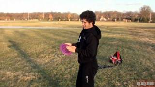 Nikko Locastro - Disc Golf Field Testing