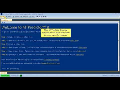 Installation & Configuration of NimbleKey with MTPredictor 8