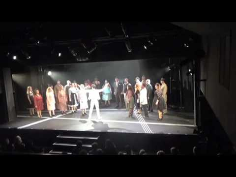Tommy Finale Curtain Call Stamford CT Feb 27 2017