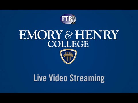 Emory & Henry College Special Event