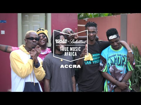 Ghana's new wave: Accra on the map | Boiler Room x Ballantine's True Music Africa