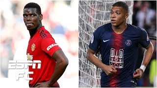 Is Paul Pogba going to Real Madrid? Will Kylian Mbappe leave PSG this summer? | Transfer Rater