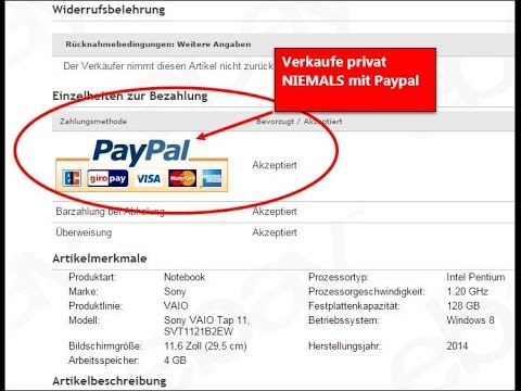 Kein Paypal
