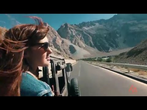 A Foreigner's Trip from London to Gilgit Baltistan Pakistan.