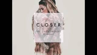 The Chainsmokers - Closer (Lyric) ft. Halsey, Studio Vocals Acapella