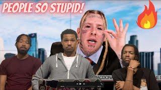 "Tom MacDonald - ""People So Stupid"" Reaction!!!"