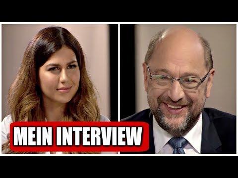 Dinge, die gesagt werden müssen | Mein Interview mit Martin Schulz