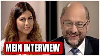 Dinge, die gesagt werden müssen   Mein Interview mit Martin Schulz