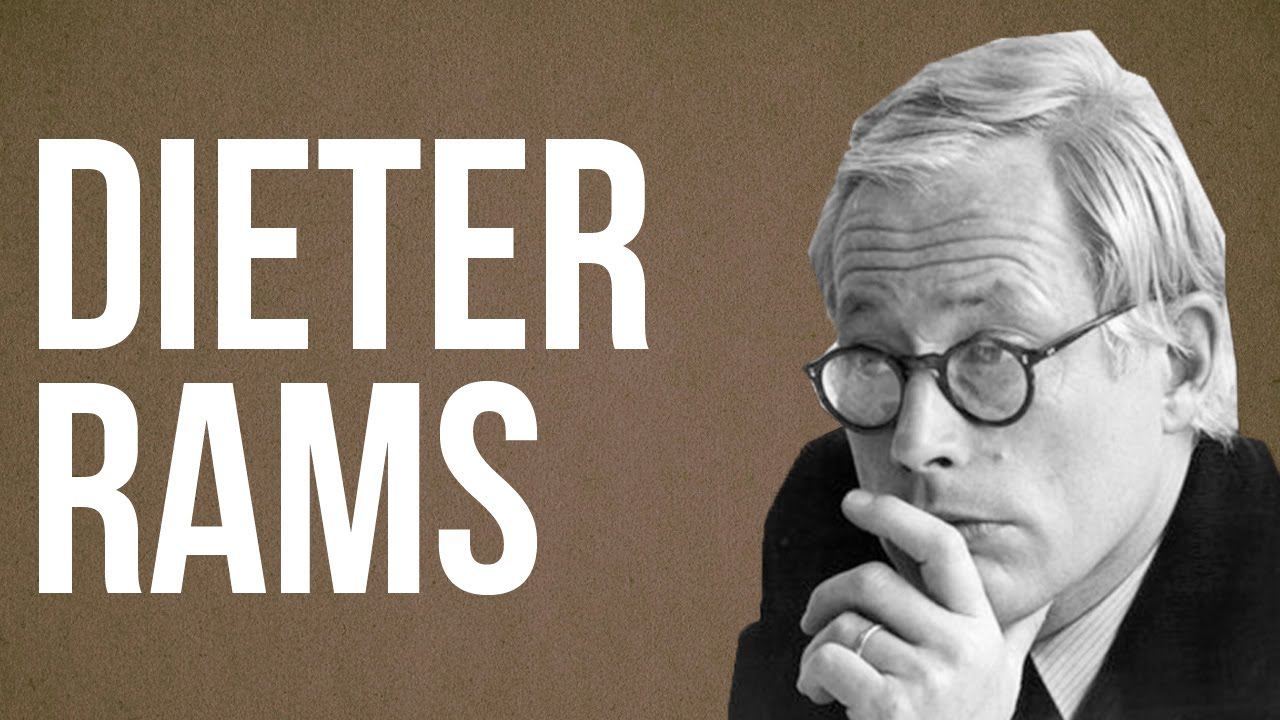 Art Architecture Dieter Rams Youtube