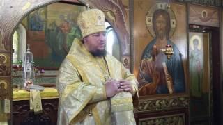 Слово митрополита Ферапонта в праздник свв. апостолов Петра и Павла