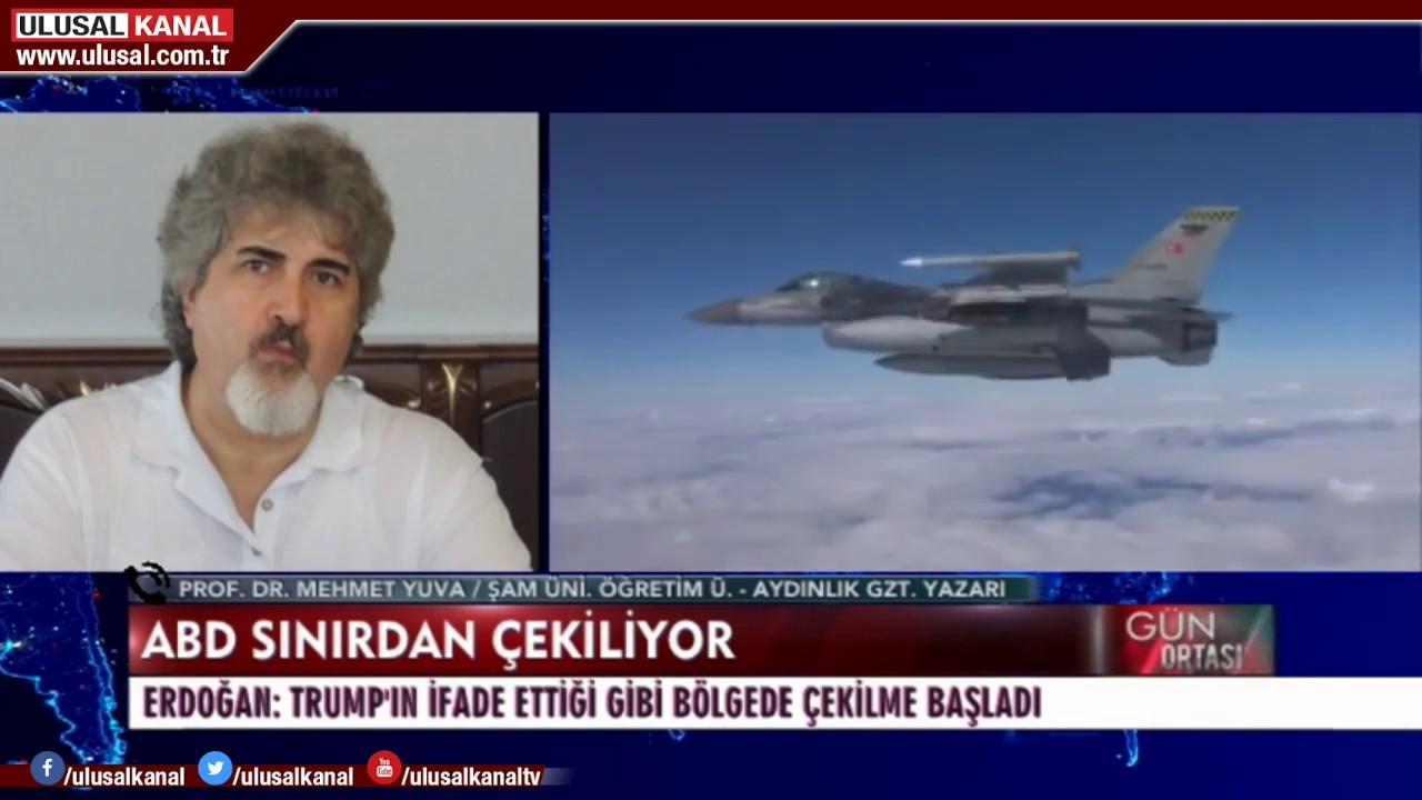 Mehmet Yuva'dan Barış Pınarı Harekatı açıklaması