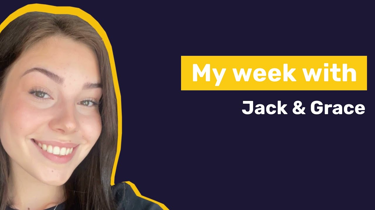 A week of work experience at Jack & Grace