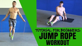 Jump Rope Workout Tutorial for Beginners