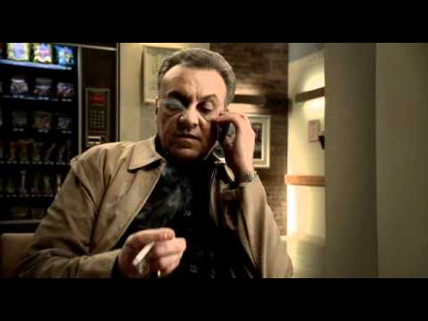 The Sopranos - Carmine Lupertazzi Has A Stroke - YouTube