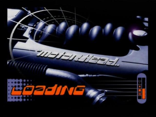 Gameplay Ps1 - Motorhead PAL (1998)