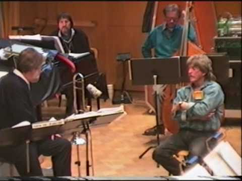 Mark Murphy rehearsal (part 3/4) with the RIAS Big Band Berlin, March 12th, 1997