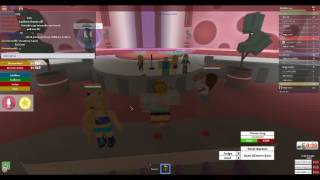 Roblox, somebody is hacking or abusing admin on rbt