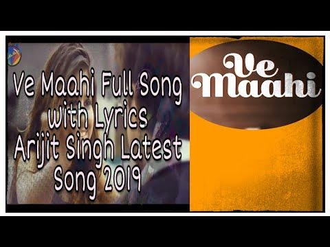 ve-maahi-full-song-with-lyrics-|-hindi-trending-song-|-kesari-|-arijit-singh-|-numa-music