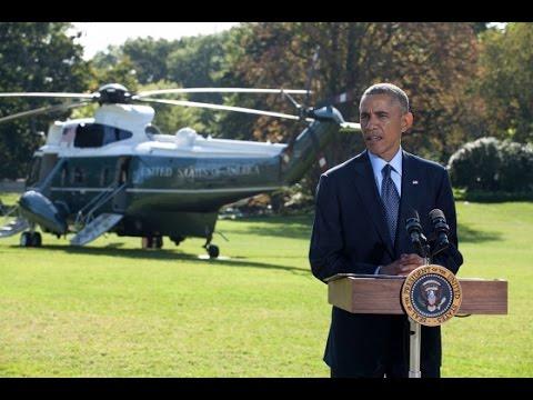 Obama's Ebola Warning: Do Things 'Based on Science'