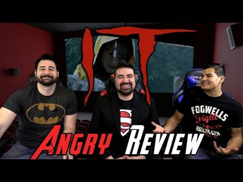 It  Angry Movie Review  Youtube