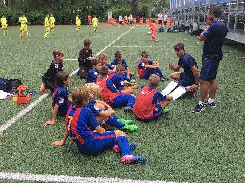 [ESP] FC Barcelona - Valencia FC, 2-0 (LaLiga Promises NY)