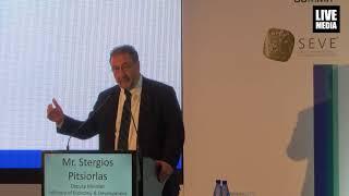 Stergios Pitsiorlas | Deputy Minister of Economy & Development