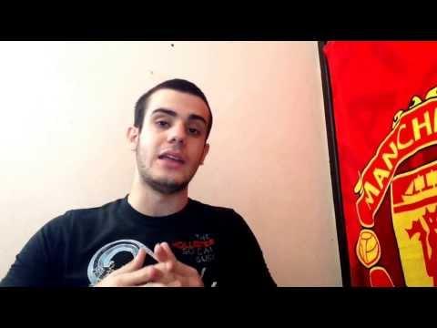 Olympiacos 2-0 Manchester United - Jairo Vidoza