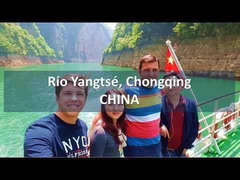 Crucero Rio Yangtse, Chongqing │ China #3
