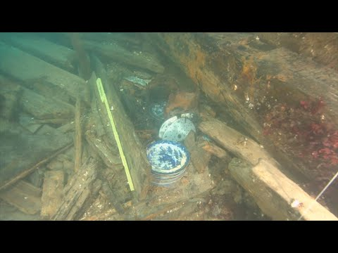 Parks Canada Exploration of HMS Erebus   Canadian Geographic