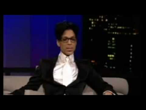 Prince The singer Talks about chemtrails on live television
