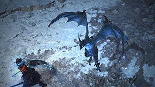 Path of Exile: Arctic Dragon Hunter Pet
