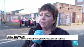Long on waits, short on funds: UK's National Health Service faces challenges in Northern Ireland