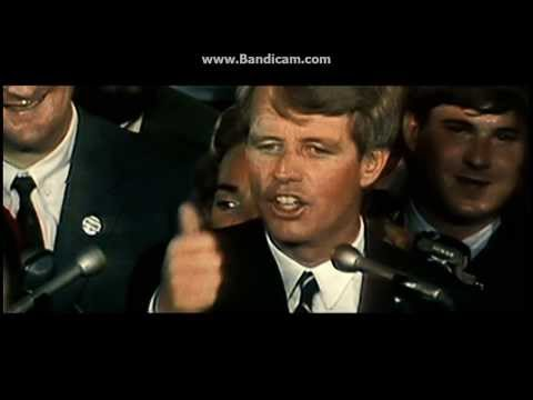 RFK Assassination Real Footage