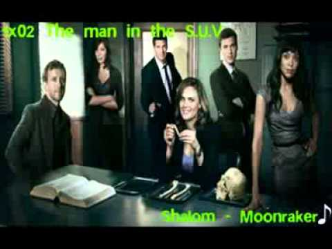Bones Soundtrack 1.02 Shalom  Moonraker