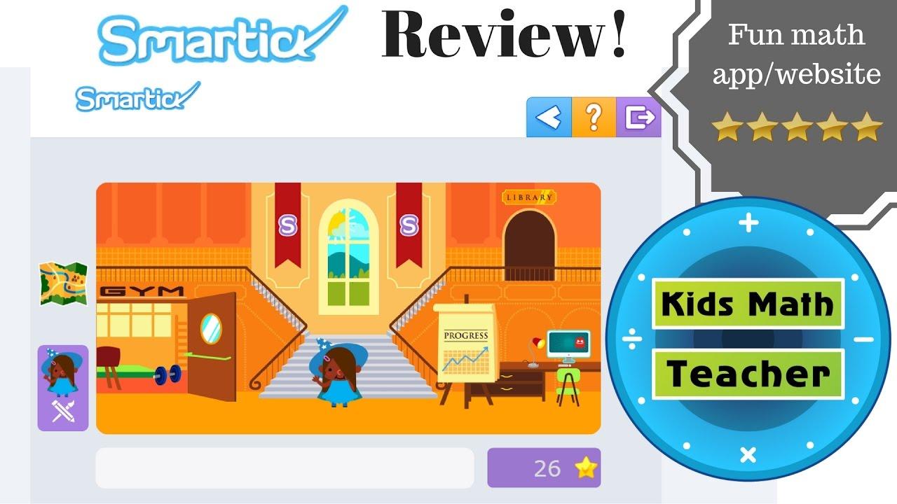 Smartick Method Review - Great math app/website for kids! Kids Math ...