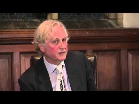 Richard Dawkins | Getting Nicer | Oxford Union