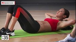 The Eight Minute At Home Abs Workout